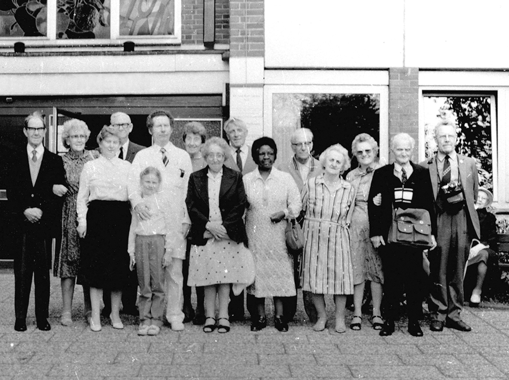 Southwar Pensioners older people's service study trip 1985