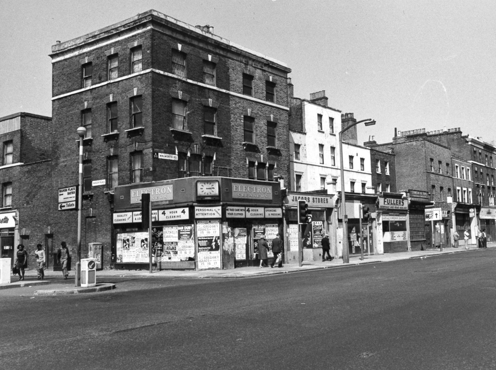 Walworth Road 1978 Copyright Southwark Local History Library and Archive